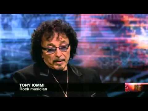Tony Iommi on BBC Hard Talk