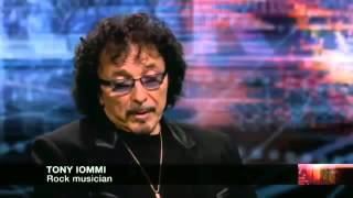 Tony Iommi on BBC Hard Talk