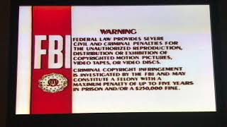 Opening to The Sword in the Stone VHS 1986