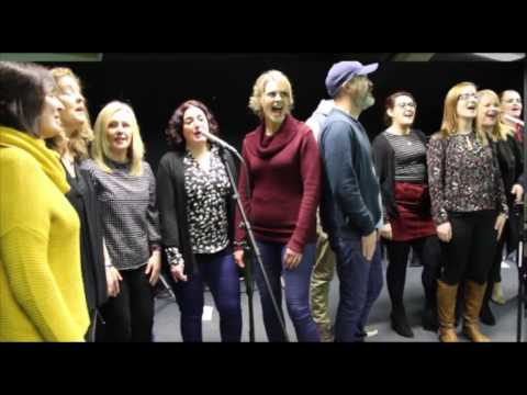 Clap Both My Hands BRIAN DEADY Cover SGC Rehearsal