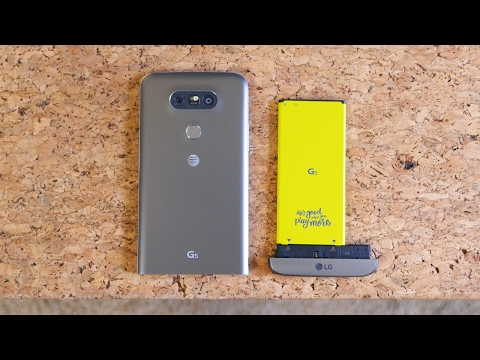 LG G5: One Year Later