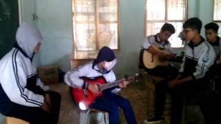 [Guitar Band] Cover Xuân này con không về-Guitar HĐA