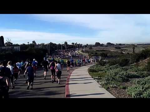 Surf City USA Marathon 2013 with MarathonJourney