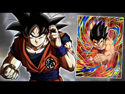 POWER THAT RIVIALS WHO?! 100% Feet Kamehameha Goku Showcase! DBZ Dokkan Battle