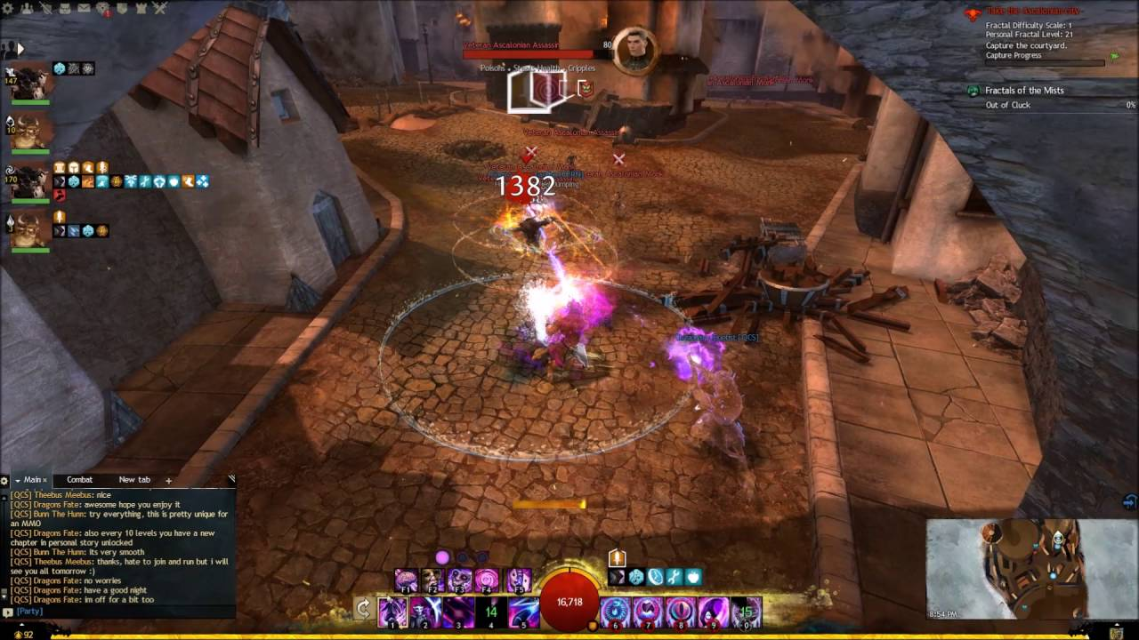 Guild Wars 2 - Out of Cluck Achievement - YouTube