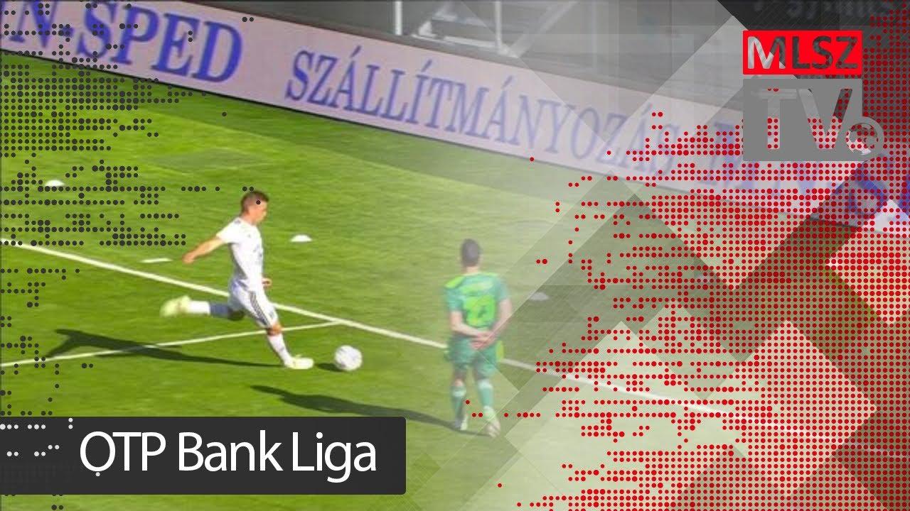 Swietelsky Haladás - Balmaz Kamilla Gyógyfürdő |0-0| OTP Bank Liga | 27. forduló | 2017/2018| MLSZTV