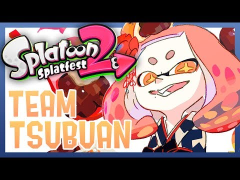 ¡TSUBUAN VS KOSHIAN! - Splatoon 2 Splatfest Japonés (Nintendo Switch) HD