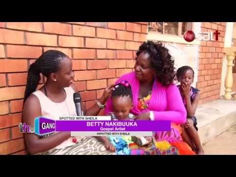 Spotted with Sheila - Betty Nakibuuka prt2