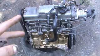 видео  двигатель на ваз