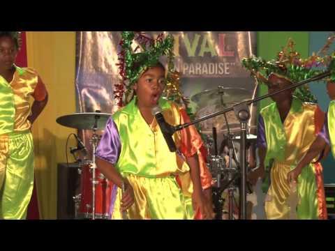 Tobago Carnival 2016 Season Launch - Speechband