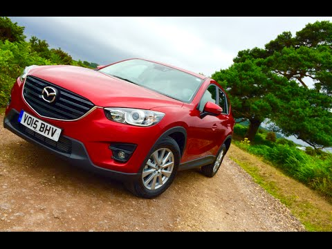 2015 Mazda CX-5 Review - Inside Lane