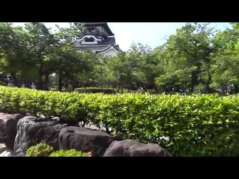 Japan Vlog #20 A Day Trip To Inuyama, Aichi