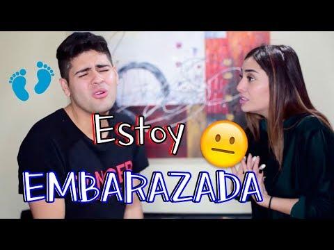 BROMA A ALEJO ESTOY EMBARAZADA - La Mafe Mendez