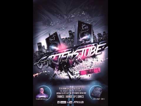 #Techno #Hands Up #Dance #Megamix - Gartenstube mixed by Tekram3456