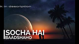 Socha Hai | Whistle Ringtone | With Download Link