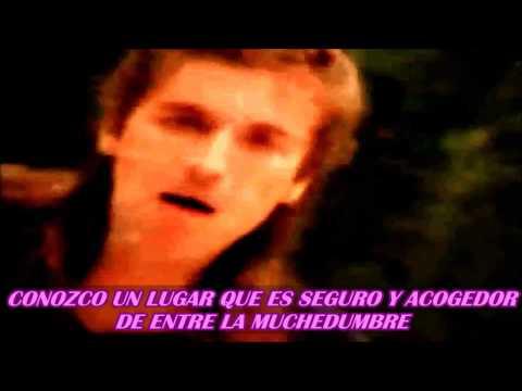 THE LEMONHEADS - INTO YOUR ARMS / videoclip (remasterizado) subtitulado en español-curl games
