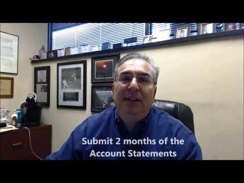Mortgage Checklist Documents