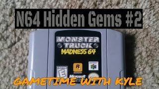 N64 Hidden Gems 2: Monster Truck Madness 64