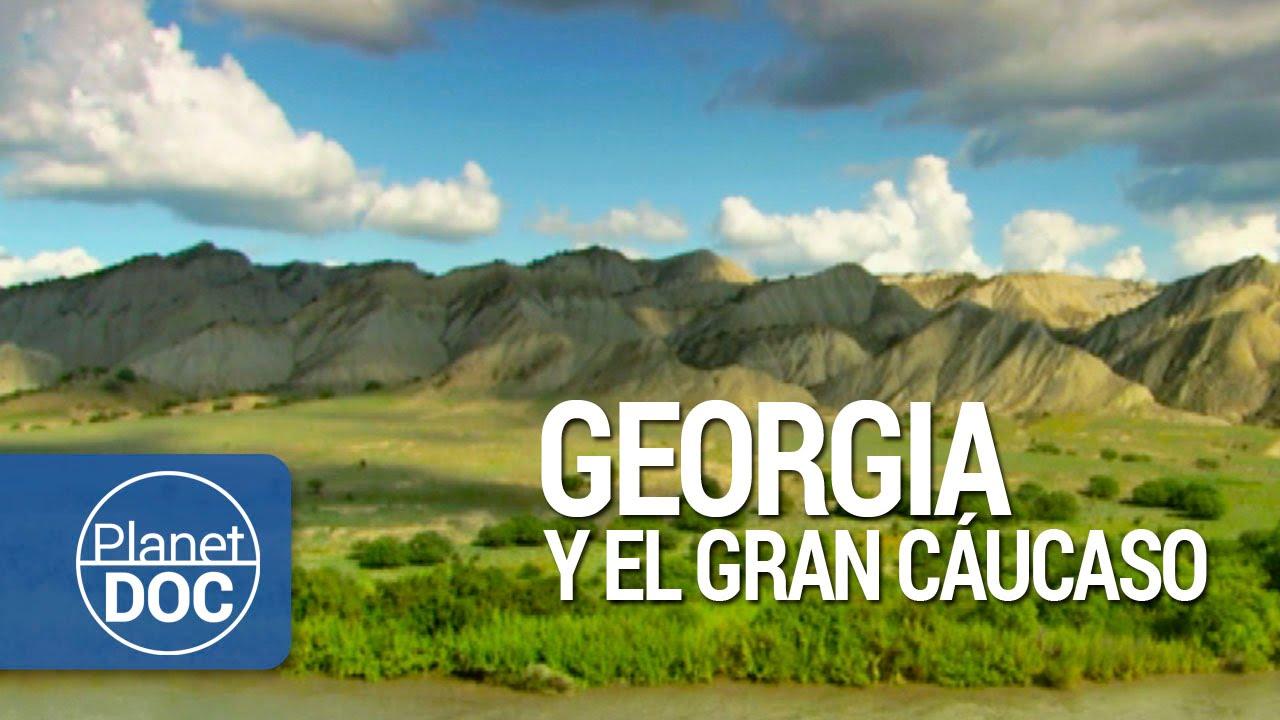 Resultado de imagen de georgia y el gran caucaso