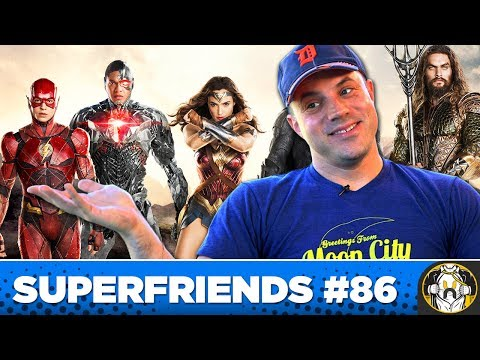 Geoff Johns Talks DCEU Rebirth & New Tone Going Forward | Superfriends #86