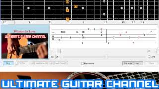 Barbra streisand's tune fingerstyle chord melody guitar basic arrangement played in the key of em.--------------------------------you can donate to me via pa...