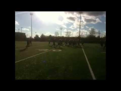 Justin Johnson Football Highlight Reel 2013-2014