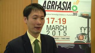The 4thHorti ASIA & AGRI-Asia 2015 in Thailand