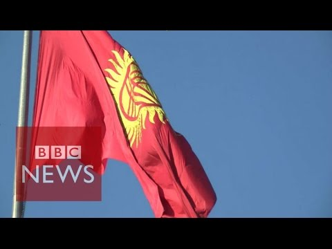 Is Kyrgyzstan turning towards Russia? BBC News
