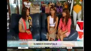 SOLAR DAYBREAK: I LOVE KOI ---Summer Essentials