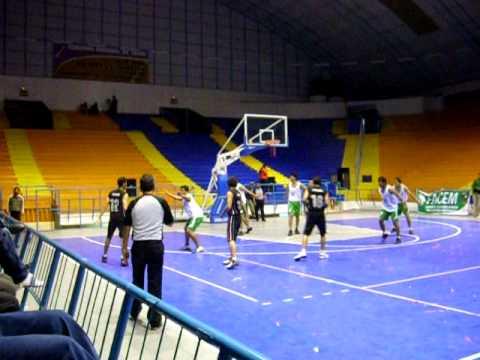 FAING Campeon Basketball UPT 2009