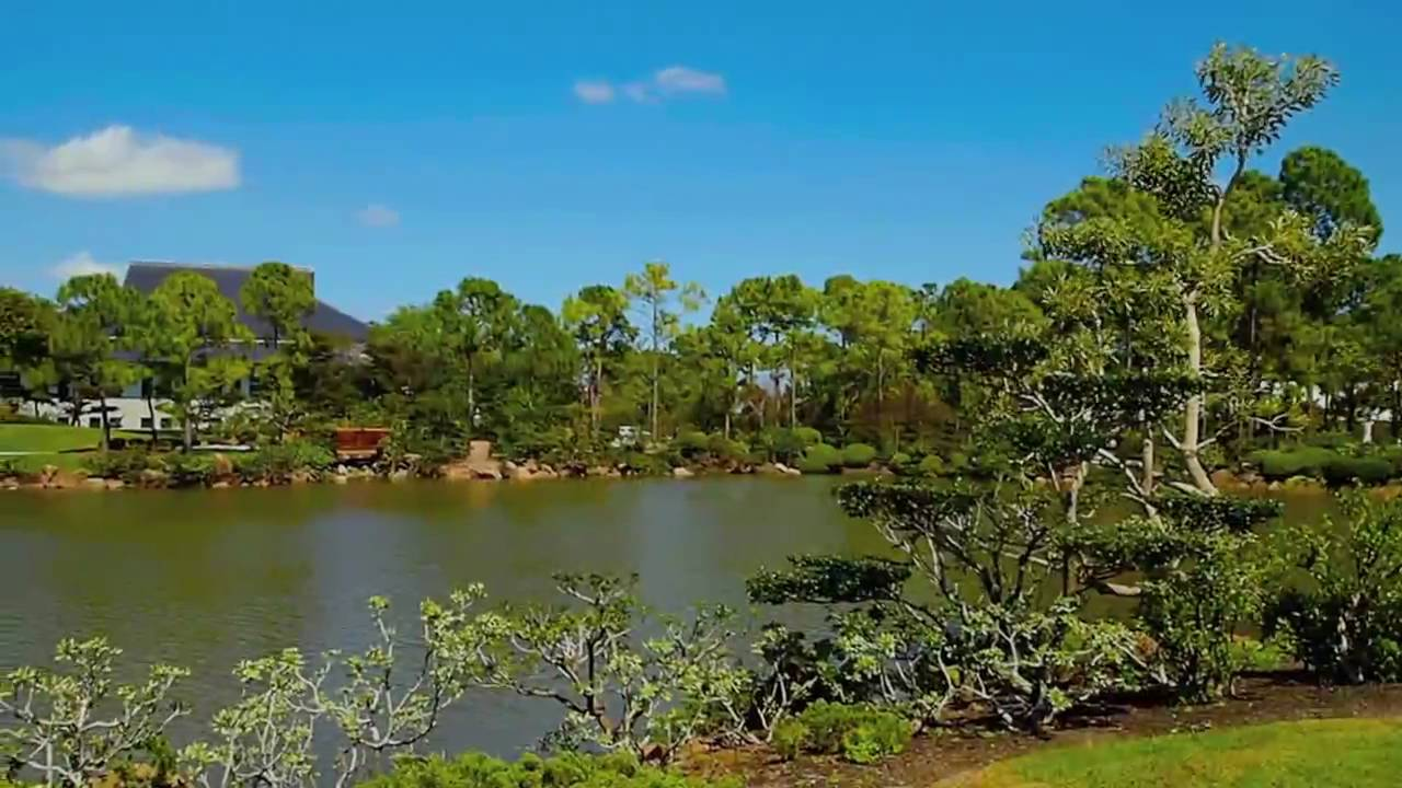 A Tour Of The Morikami Museum And Its Japanese Gardens Youtube