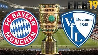 FIFA 19 | FC BAYERN MÜNCHEN vs. VFL BOCHUM | DFB POKAL ◄FCB #31►