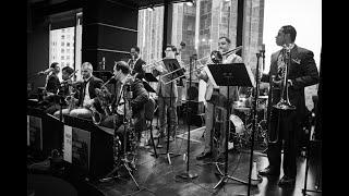 """Going Somewhere"" Uptown Jazz Tentet - Live @ Dizzy's Club (June 18, 2018)"
