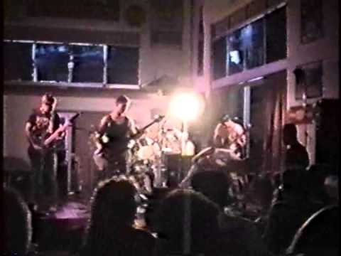 Damascus Steel Live at City Cafe 0001