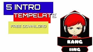 Download Top 5 Intro Tempelate|No Text|Free Dwonload