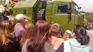 видео Праздничная программа в Крыму с 1 по 9 мая