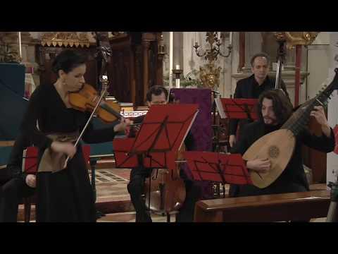 A.Vivaldi - Concerto per signora Anna Maria RV248 in Re minore