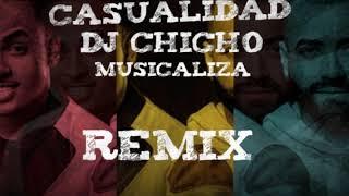 Nacho Ozuna Casualidad REMIX - DJ CHICHO MUSICALIZA.mp3