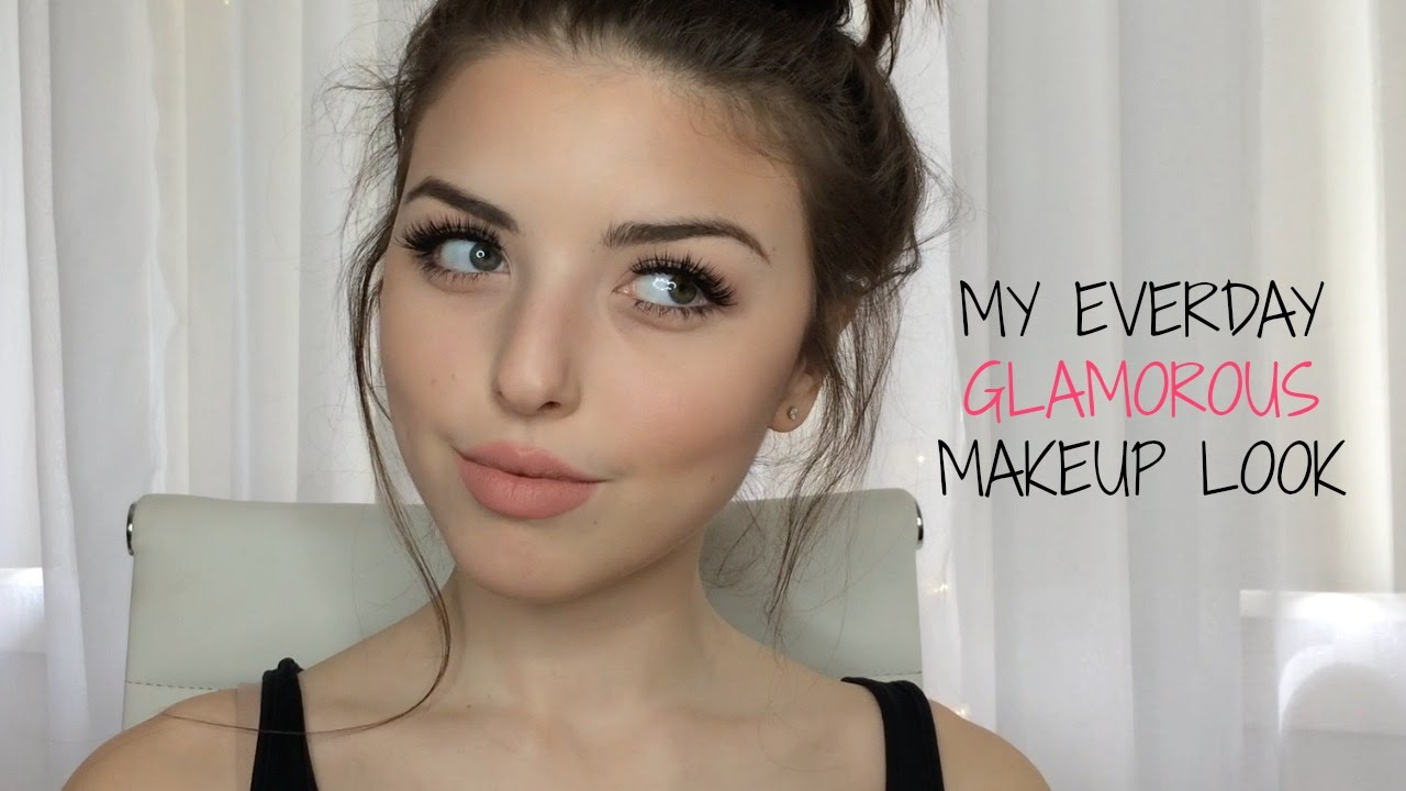 Natural Looking Makeup Tutorial