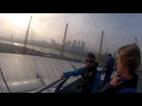 Up & Over The O2