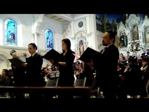 "Schubert.""Misa en  Mi b Mayor"".Orquesta Radio Amadeus."