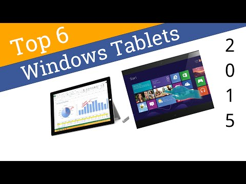 6 Best Windows Tablets 2015 from YouTube · Duration:  2 minutes 37 seconds