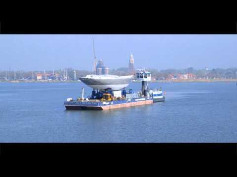 Atalante, by Claasen Shipyards