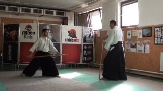 kumijo 1 [TUTORIAL] Aikido advanced weapon technique