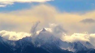 Mountain Sunrise Time Lapse ~ Fisher Peak