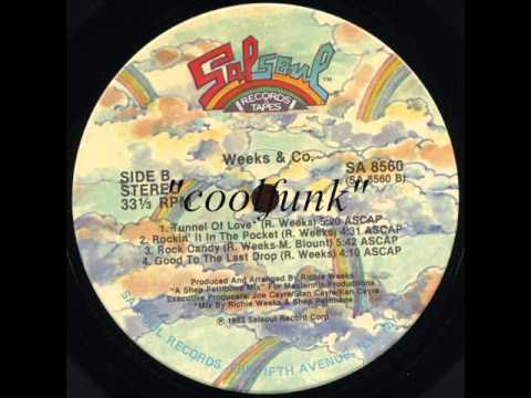 Weeks & Co. -  Good To The Last Drop (Disco-Funk 1983)