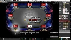 Table finale freeroll Winamax