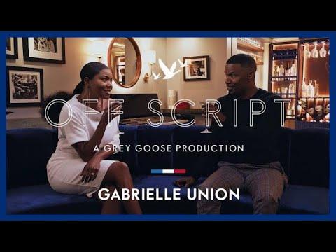 OFF SCRIPT a Grey Goose Production  Jamie Foxx & Gabrielle Union