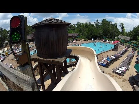 Big slide doovi for Meadow swimming pool fort wilderness
