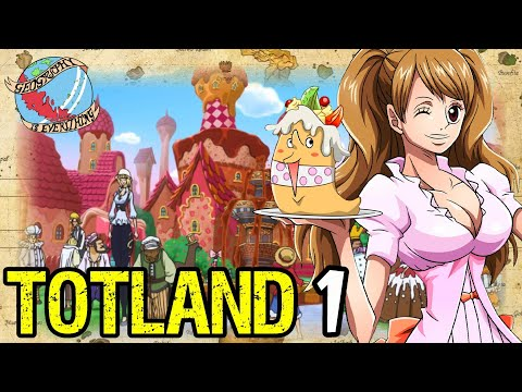 TOTLAND EXPLAINED: All Known Islands  One Piece Discussion